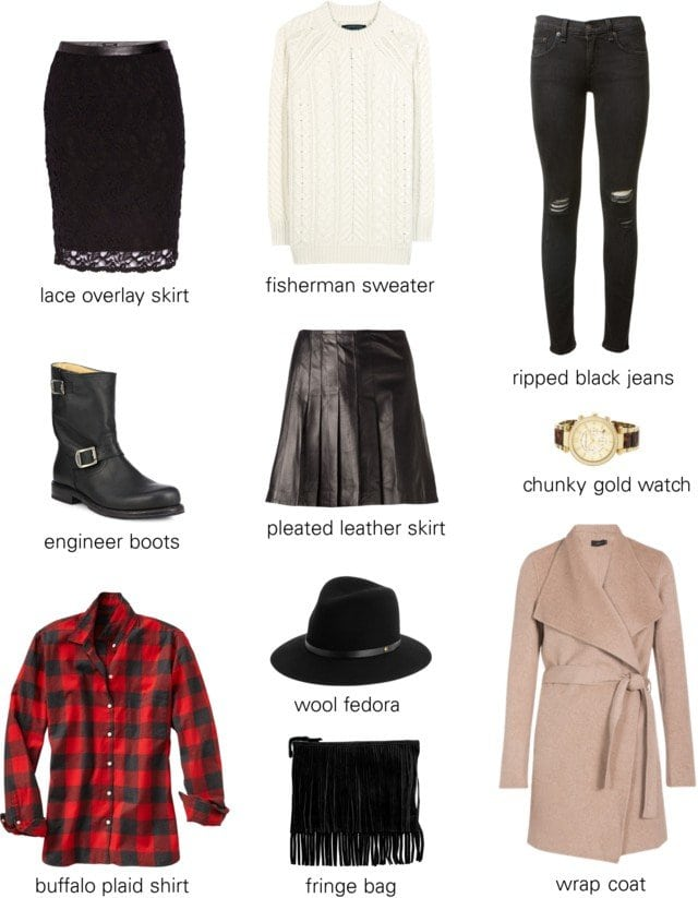fall fashion trends I like