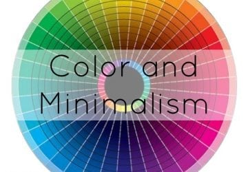 Ask Allie: Minimalism and Color Choices