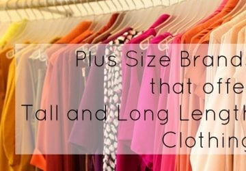 Ask Allie: Plus Size Tall Retailers