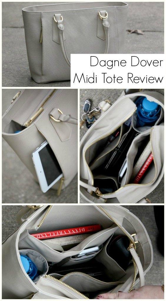 Dagne Dover Midi Tote Review