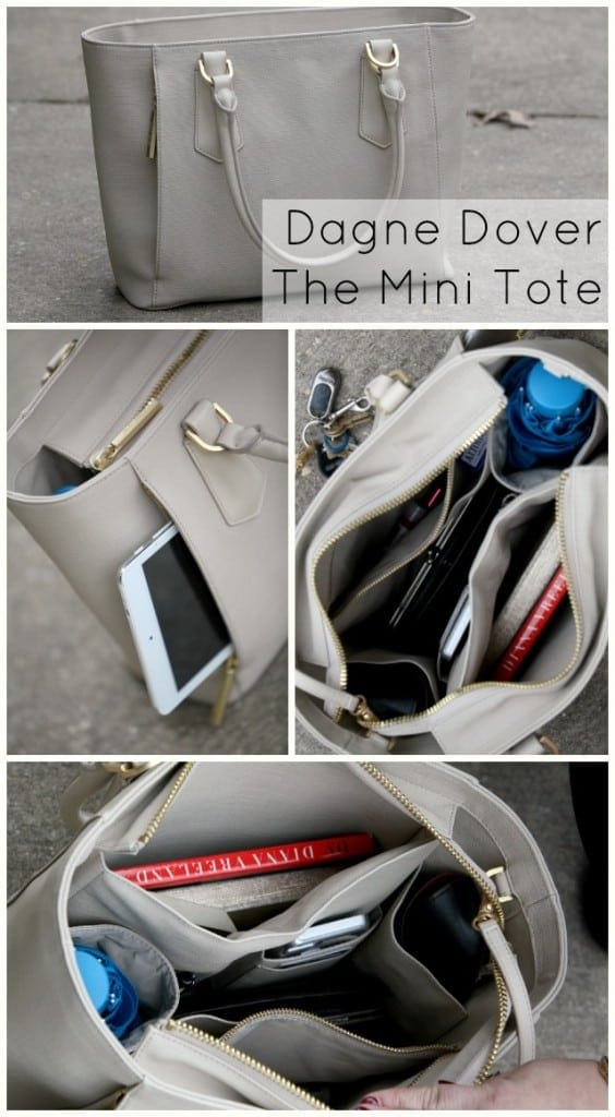 Dagne Dover The Mini Tote Review