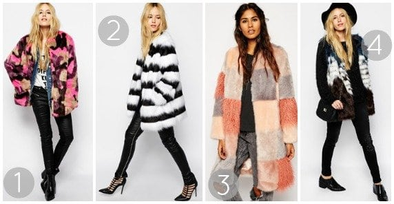 fur trends 2014 faux asis