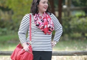 What I Wore: Old School Allie
