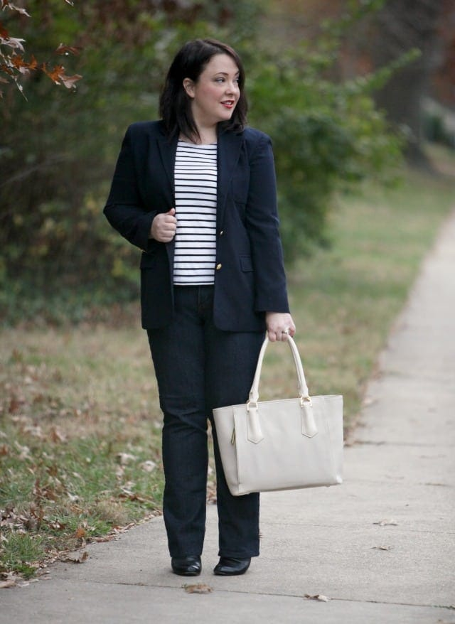 wardrobe oxygen what I wore dabne dover mini bag review