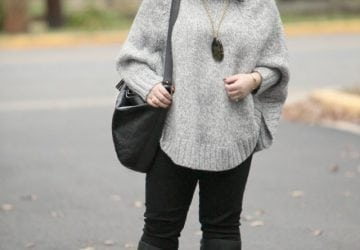What I Wore: Statement Sweater