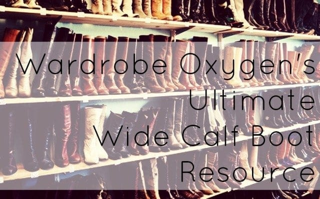wide calf boot online shopping resource