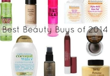 Best of 2014: Beauty Edition