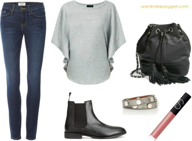chelsea boots skinny jeans style