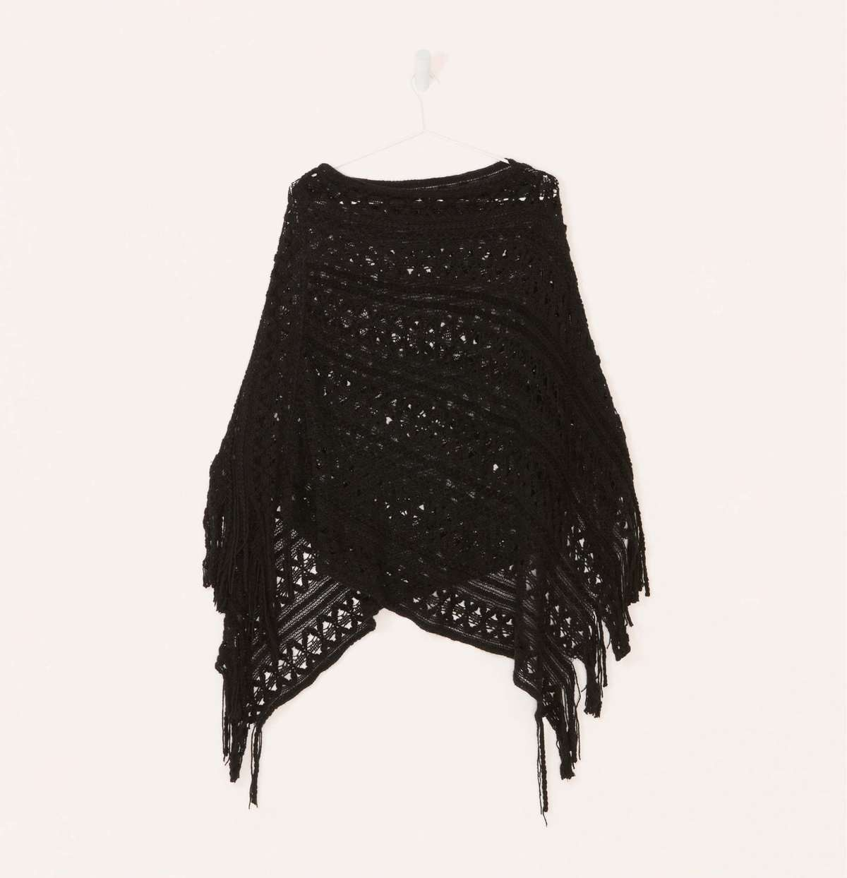 LOFT Crocheted Poncho Review