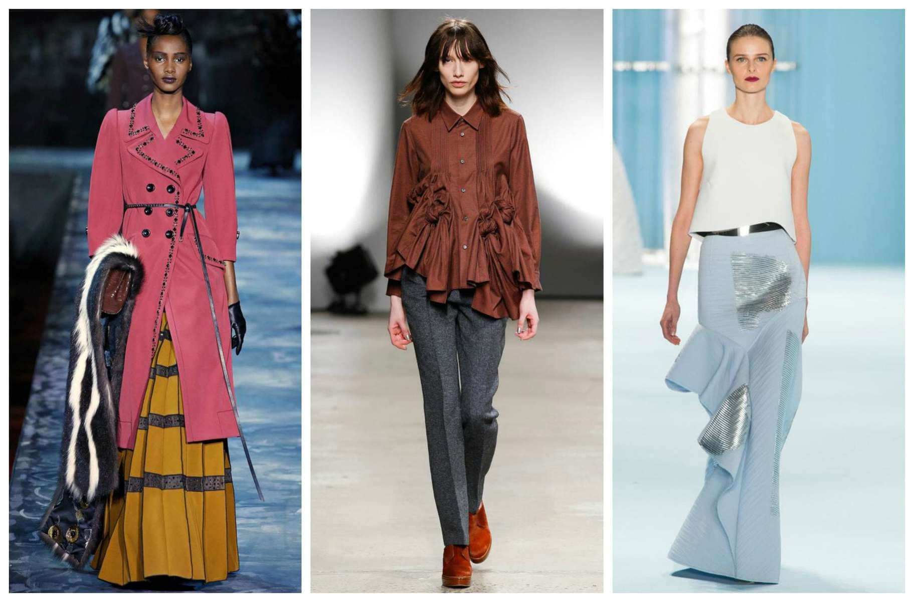 AW15 RTW Trends The Bustle