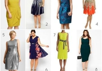 Ask Allie: Plus Size Wedding Guest Dresses