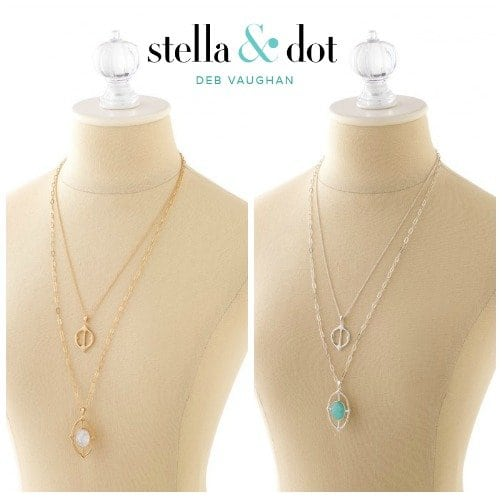 stella dot fortuna necklace