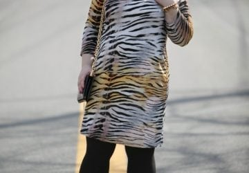What I Wore: Tiger's Roar