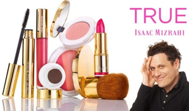 true isaac mizrahi beauty cosmetics