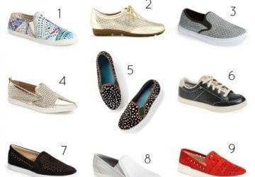 Spring Shoe Trends: Style Like a Pump, Looks Like a Sneaker