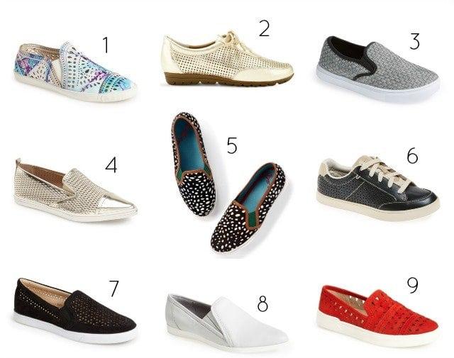 2015 spring shoe trends