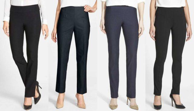 NIC and ZOE pants