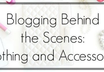 Blogging Behind the Scenes: Why Do Bloggers Wear That?