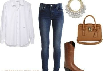 Ask Allie: How to Style Cowboy Boots