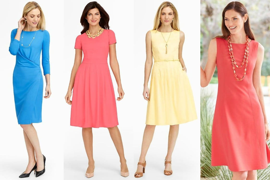 talbots spring 2015 dresses