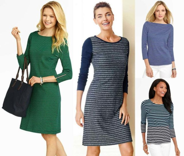 talbots spring 2015 stripes