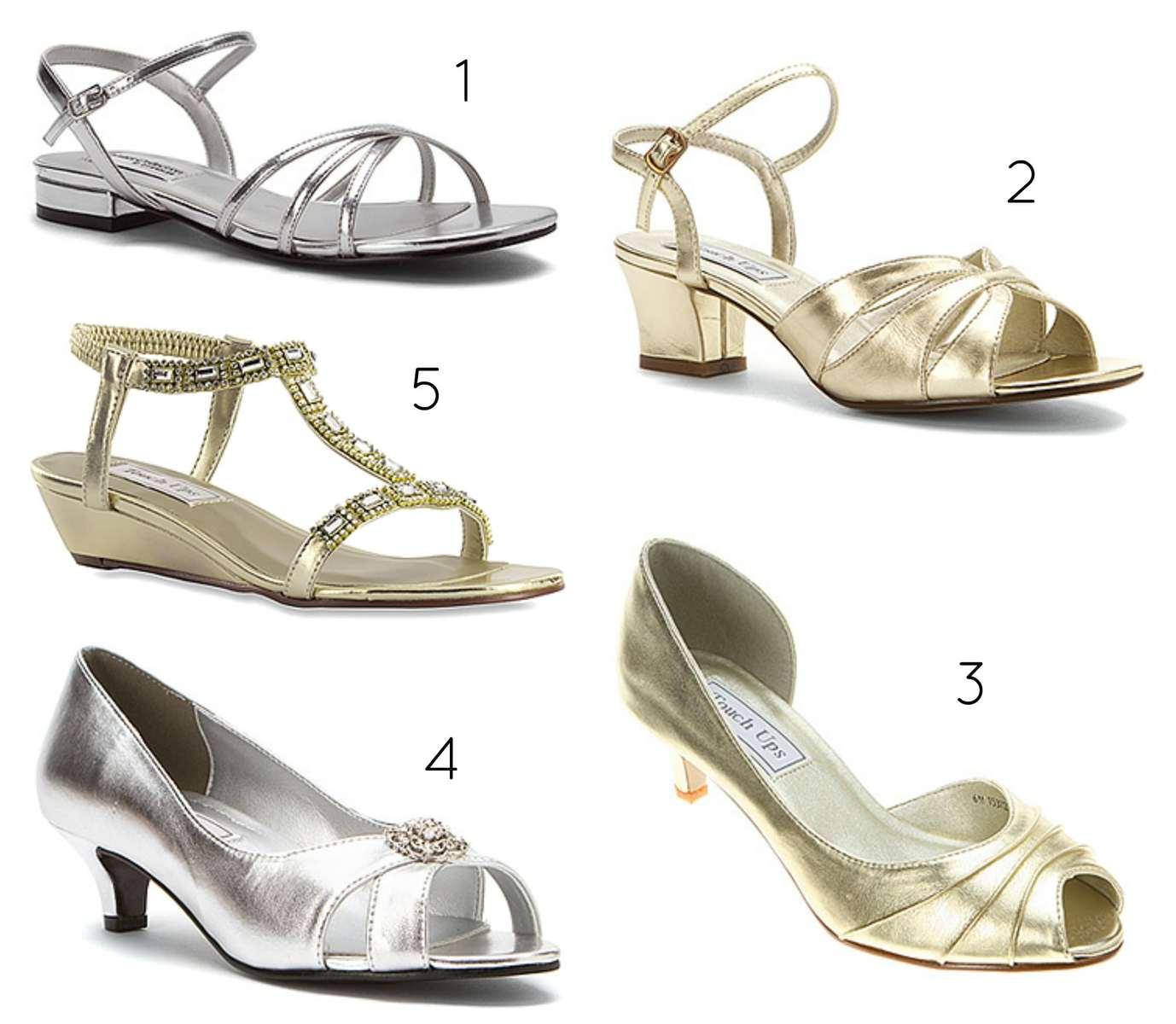 wide width dressy shoes
