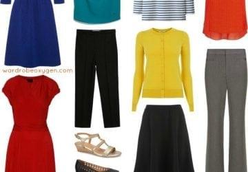 Ask Allie: Machine Washable Business Casual Capsule Wardrobe