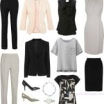 Ask Allie: Starch-Free Corporate Capsule Wardrobe