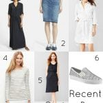Recent Purchases: Spring Clothing Shopping