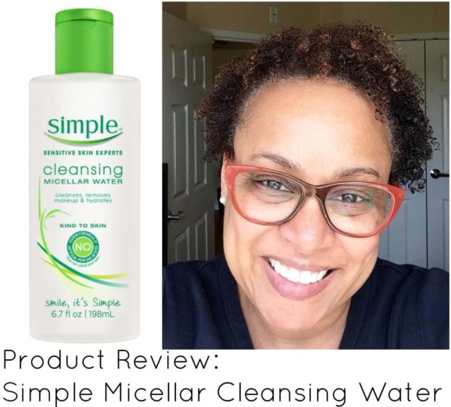 Simple Micellar Cleansing Water Review