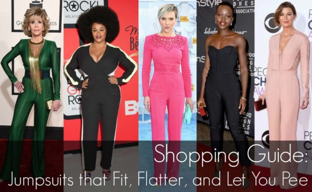 Shopping Guide: Jumpsuits that fit, flatter and let you pee by Wardrobe Oxygen