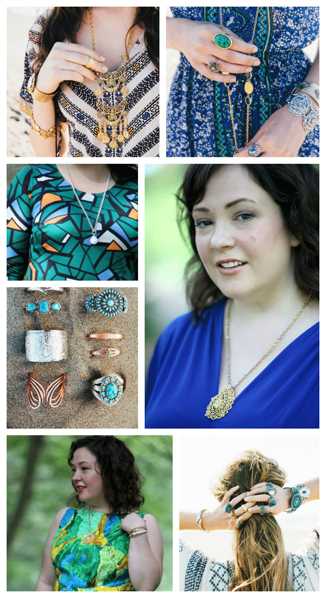 sweet and spark vintage jewelry giveaway