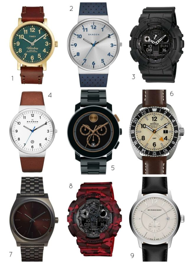 watch trends 2015 men