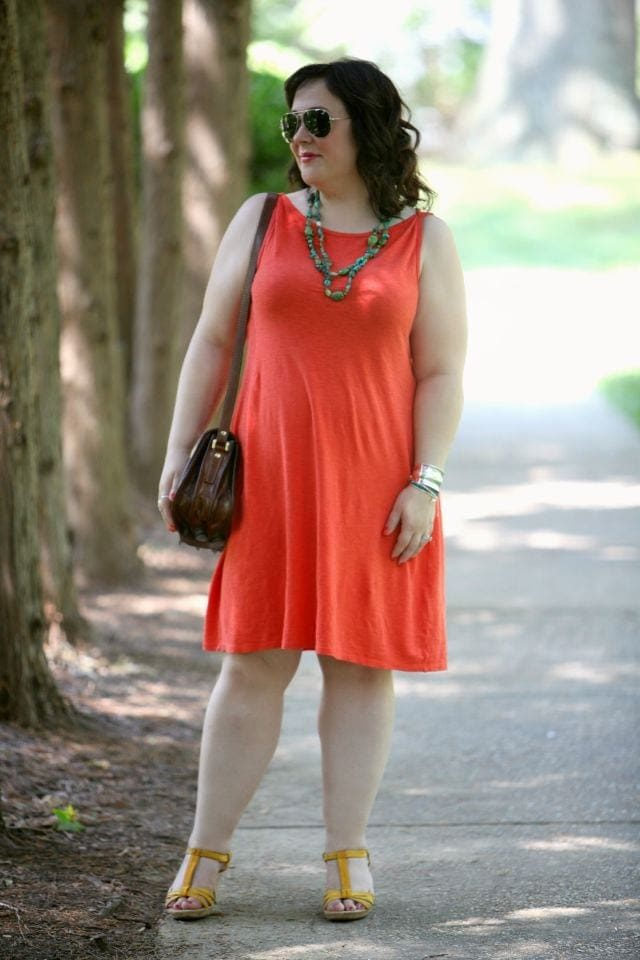 Wardrobe Oxygen outfit post featuring Eileen Fisher, Born Shoes, and Maxwell Scott handbag