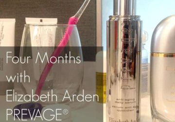 Updated Review: Elizabeth Arden #PREVAGE Anti-aging Daily Serum (and a giveaway!) [Sponsored]