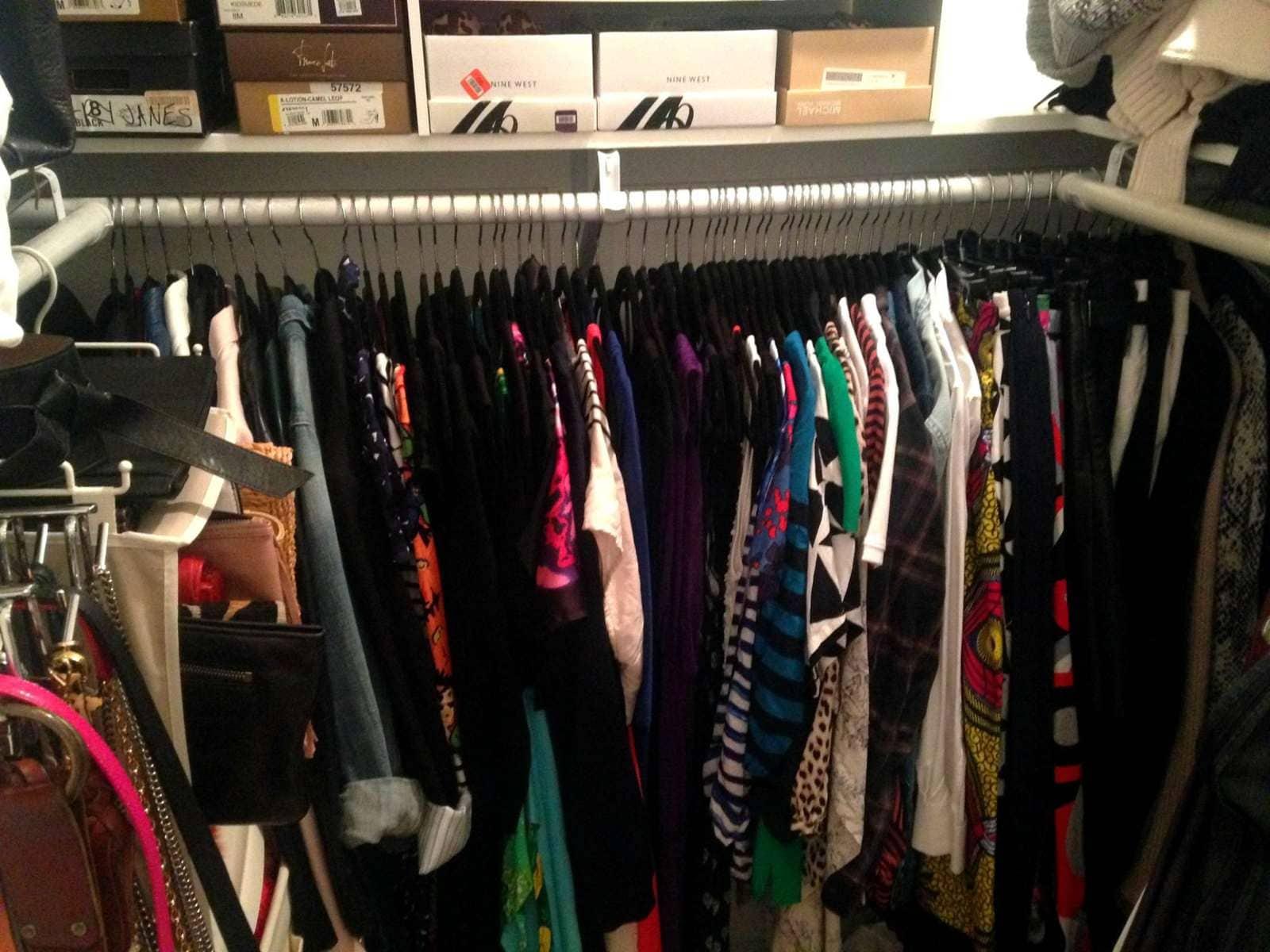 Wardrobe Oxygen Closet