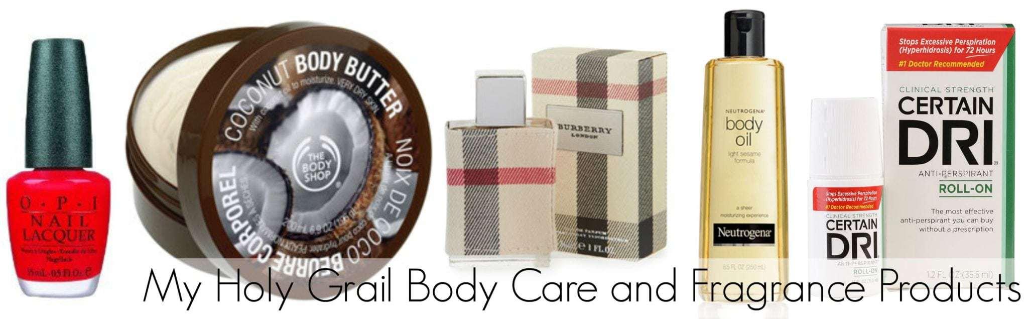 Wardrobe Oxygen Holy Grail Body Care Fragrance Beauty Products