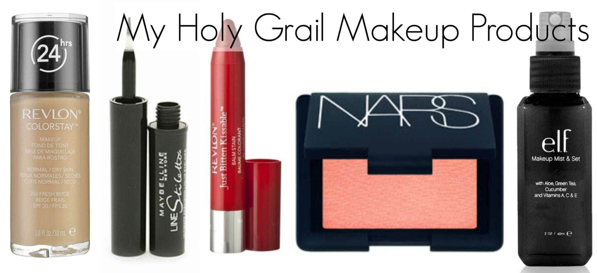 Wardrobe Oxygen Holy Grail Makeup Beauty Products