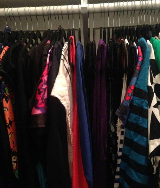 closet center