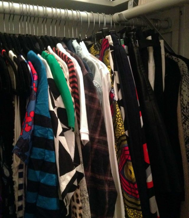 closet right