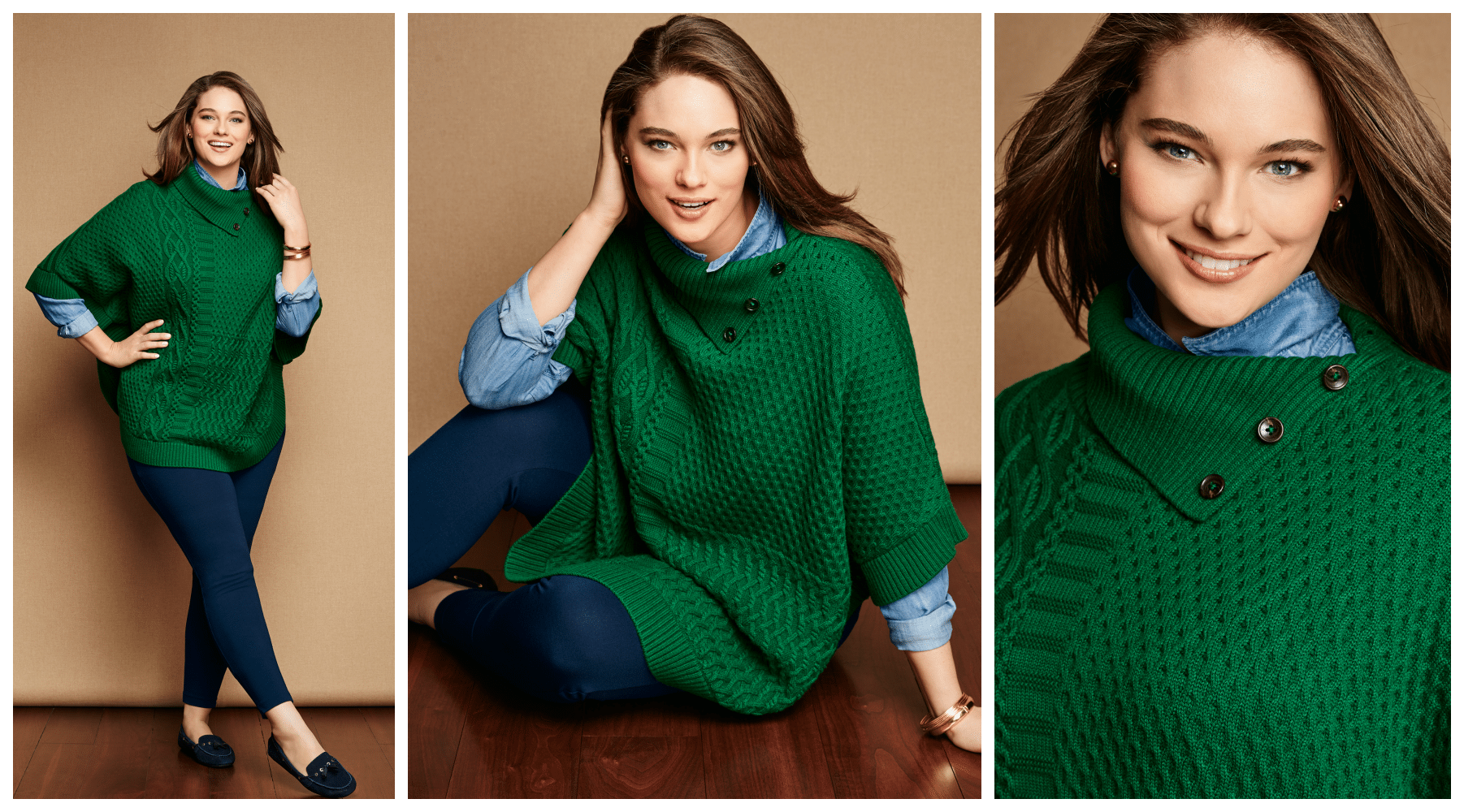 talbots 2015 fall plus size collection