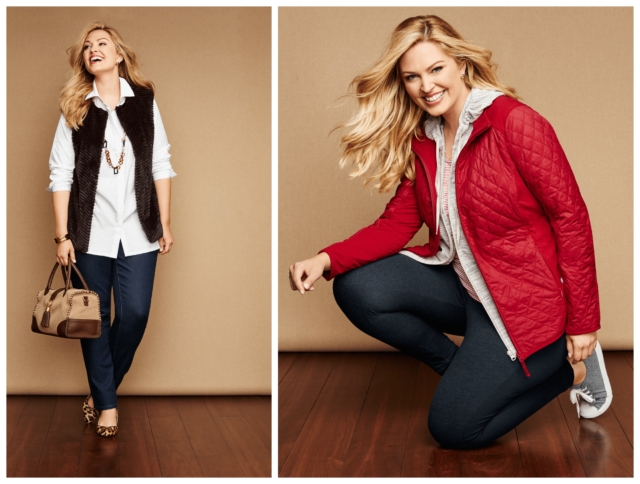 talbots woman style guide fall 2015