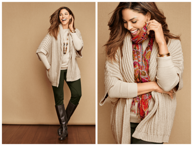 Talbots Fall 2015 Woman Collection Style Guide