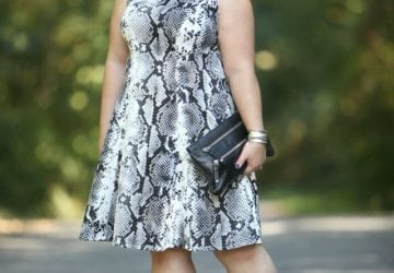 What I Wore: Slither
