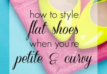 Ask Allie: Flat Shoes with Femininity and Polish