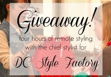 Giveaway: Remote Styling Session with DC Style Factory