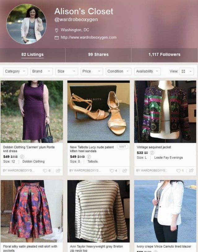 WardrobeOxygen on Poshmark