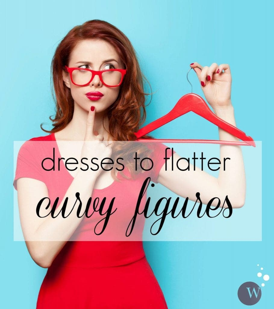 Holiday Dresses to Flatter a Curvy Figure