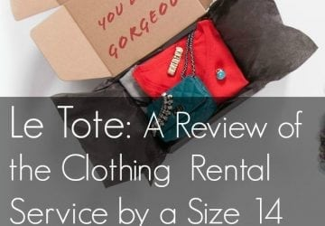 Trying Le Tote: My Experience with the Clothing and Accessory Rental Company