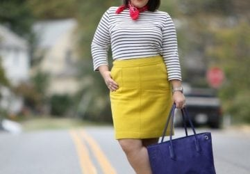 What I Wore: Primary Colors
